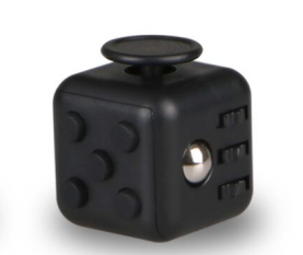 Fidget Cube - All Black