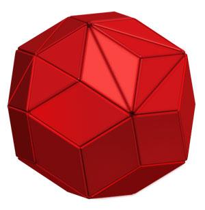 BIG Ball of Whacks - Red